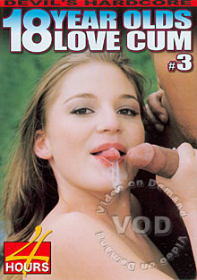 18 Year Olds Love Cum #3 Box Cover