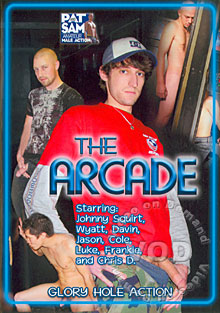 The Arcade Box Cover