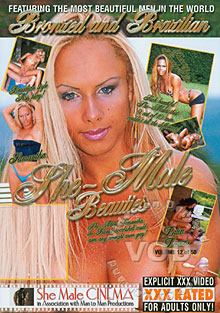 She-Male Beauties Box Cover