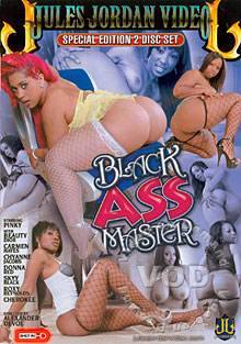 Black Ass Master (Disc 1) Box Cover