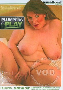 Plumpers At Play Box Cover