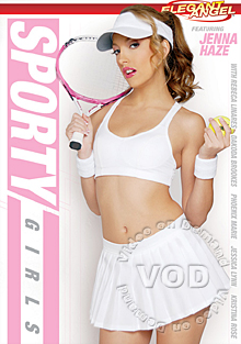Sporty Girls Box Cover