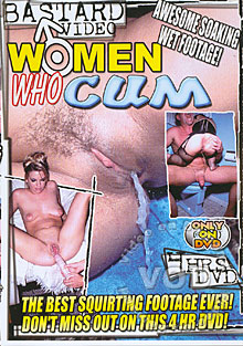 Women Who Cum Box Cover