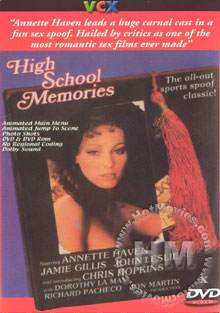 High School Memories Box Cover