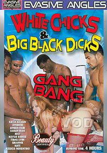 White Chicks & Big Black Dicks Gang Bang Box Cover