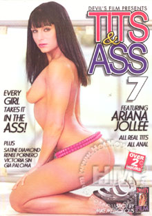 Tits & Ass 7 Box Cover