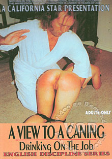 A View To A Caning - Drinking On The Job Box Cover