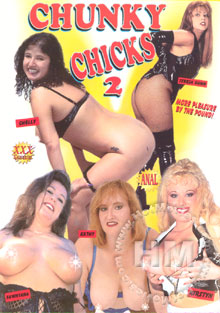 Chunky Chicks 2 Box Cover