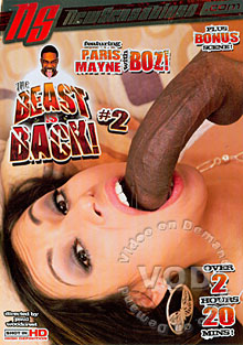 The Beast Is Back! #2 Box Cover