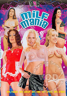 MILF Mania Box Cover