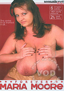 Forever Maria Moore Box Cover