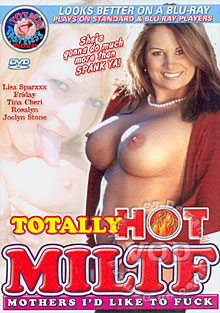 Totally Hot MILTF Box Cover