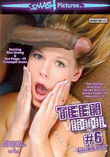 Teen Idol #6 Box Cover