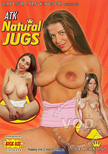 ATK Natural Jugs Box Cover