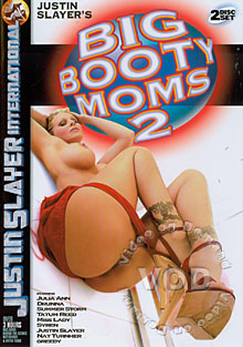 Big Booty Moms 2 (Disc 1) Box Cover