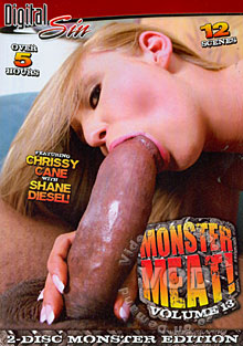 Monster Meat! #13 (Disc 1) Box Cover