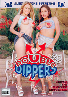 Double Dippers Box Cover