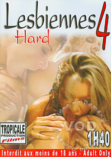 Lesbiennes Hard 4 Box Cover