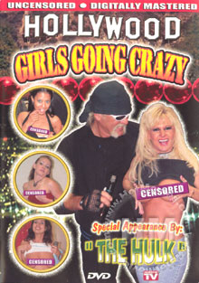 Hollywood Girls Going Crazy Box Cover