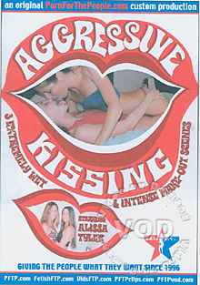 Aggressive Kissing Box Cover