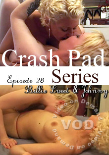 Crash Pad Series - Episode 28: Billie Sweet & Johnny Box Cover