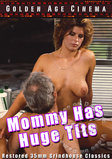 Mommy Has Huge Tits Box Cover