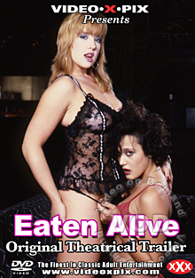Original Theatrical Trailer - Eaten Alive Box Cover