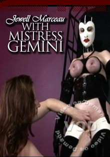Jewell's Session With Mistress Gemini Box Cover