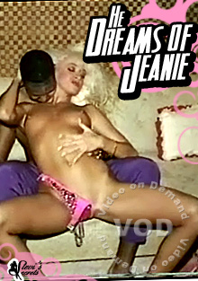 He Dreams Of Jeanie Box Cover