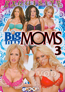 Big Titty Moms 3 Box Cover