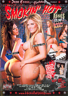 Smokin' Hot Asses Volume 1 - Bubble Butts Box Cover