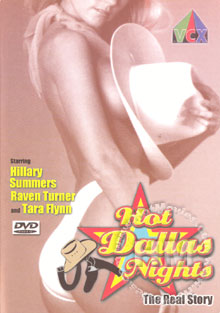Hot Dallas Nights - The Real Story Box Cover