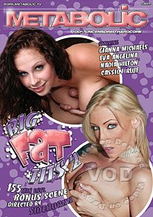 Big Fat Tits 2 Box Cover
