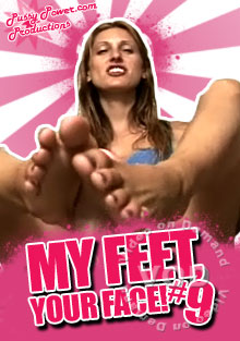 My Feet Your Face 9