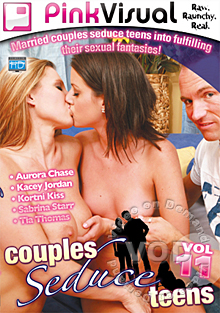 Couples Seduce Teens Vol. 11 Box Cover