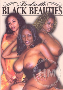 Boobsville's Black Beauties