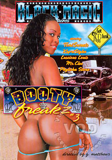 Booty Freakz #3 Box Cover