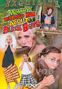 Mommy Warned Me About Black Boys Box Cover
