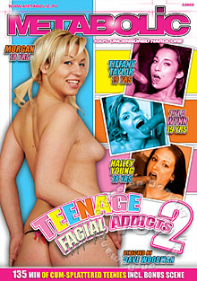 Teenage Facial Addicts 2 Box Cover