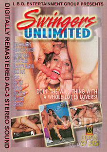 Swingers Unlimited Box Cover