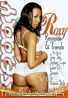 Sexxxy Roxy Reynolds & Friends Box Cover