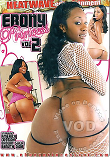 Ebony Princess 2 Box Cover