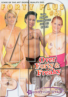 Forty Plus #61 - Over Forty & Freaky Box Cover