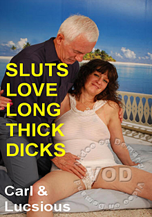 Sluts Love Thick Long Dicks Box Cover