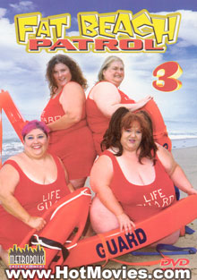 Fat Beach Patrol 3 Box Cover