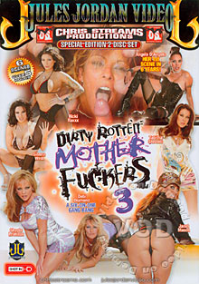 Dirty Rotten Mother Fuckers 3 (Disc 2) Box Cover