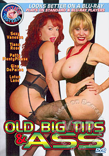 Old Big Tits & Ass Box Cover