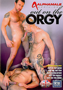 Out On The Orgy Box Cover