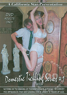 Domestic Tickling Series -  College Anatomy 3 Box Cover