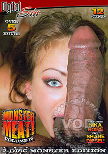Monster Meat! #16 (Disc 2) Box Cover